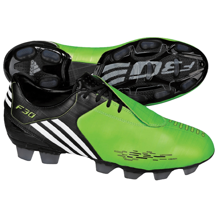 Adidas F30 i TRX FG Soccer Shoes (Macaw Green