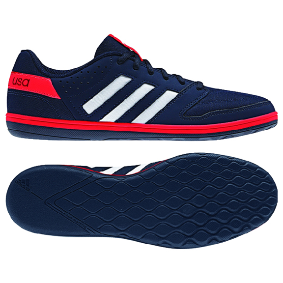 adidas usa freefootball janeirinha indoor soccer shoes