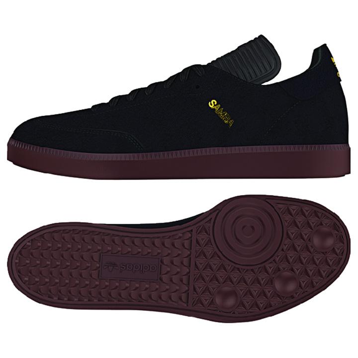 adidas samba mc indoor soccer shoes black black