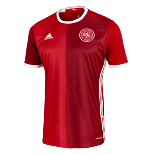 Adidas denmark soccer jersey home 15 16 for Unique home stays jersey