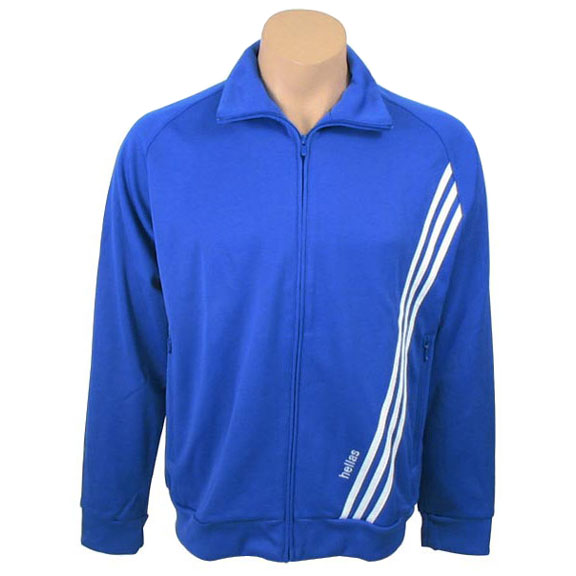 Adidas Greece Soccer Jacket / Track Top @ SoccerEvolution.comu00ae Soccer Store