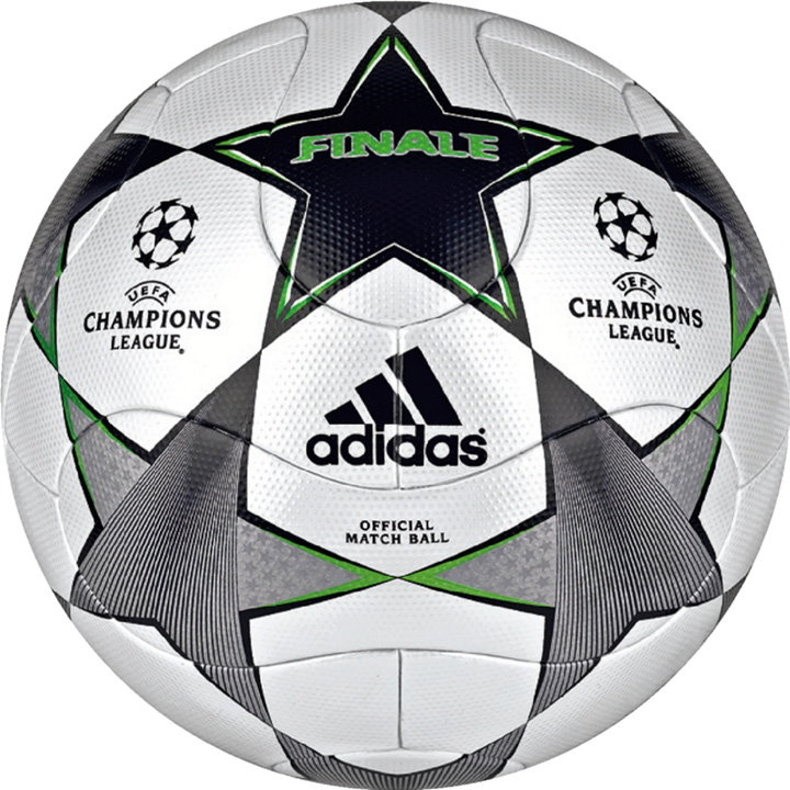 champions league soccer ball. uefa