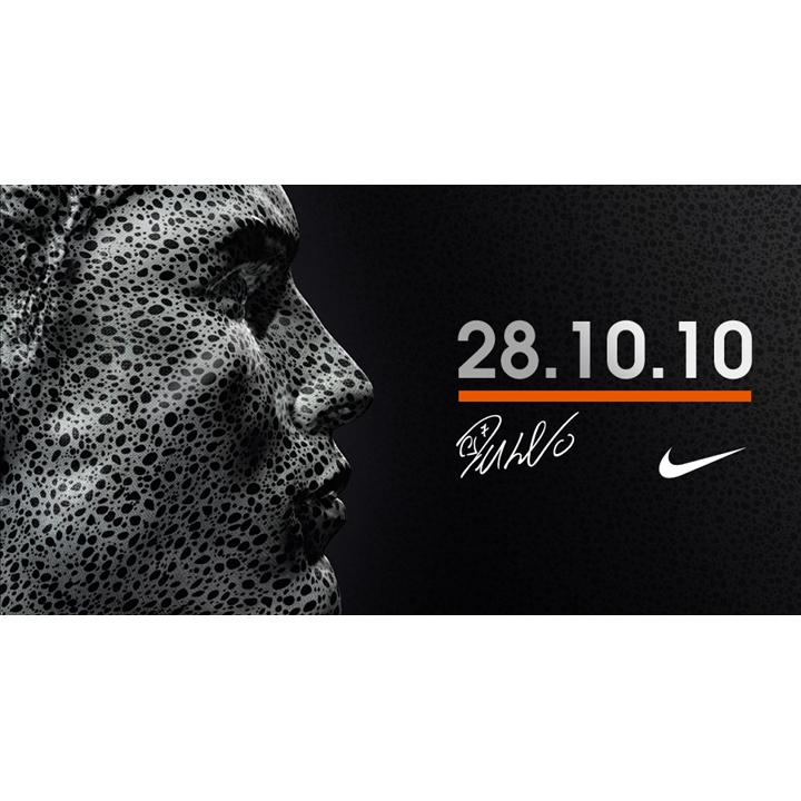 Nike Lunar Gato Safari Indoor Soccer Shoes White Orange Black