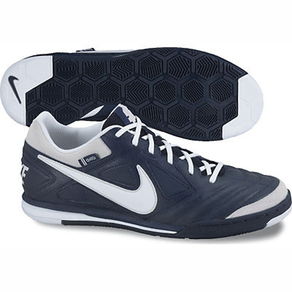a8ab16a424b31 Nike NIKE5 Gato LTR Indoor Soccer Shoes (Obsidian)   SoccerEvolution ...