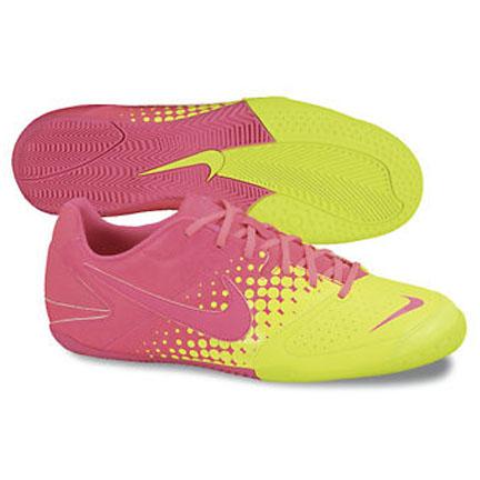 pink nike indoor soccer shoes
