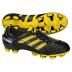 adidas Predator  X TRX FG Soccer Shoes (Black/Sun)