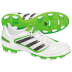 adidas Predator Absolion_X FG Soccer Shoes (White/Green)