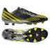 adidas Predator  LZ TRX FG Soccer Shoes (Black/Lime)