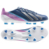 adidas  F50 adiZero Leather TRX FG Soccer Shoes (Dark Blue)