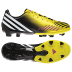 adidas Predator Absolado LZ TRX FG Soccer Shoes (Vivid Yellow)