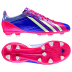 adidas Youth Lionel Messi F10 TRX FG Soccer Shoes (Turbo Pink)