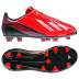adidas Youth F10 TRX FG Soccer Shoes (Infrared/White)
