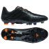 adidas Predator LZ TRX FG Soccer Shoes (Black/Orange)