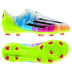 adidas Youth  Lionel Messi F10 TRX FG Soccer Shoes (Solar Slime)