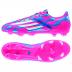 adidas F10 TRX FG Soccer Shoes (Pink/Blue)