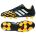 adidas Youth NitroCharge 3.0 TRX FG Soccer Shoes (Black/Gold)