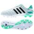 adidas Womens  11Nova FG Soccer Shoes (Cyan/White)  - SALE: $69.50
