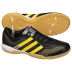Adidas Top Sala_X Indoor Soccer Shoes (Black/Lemon)