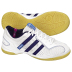 adidas Youth Super Sala IX Indoor Soccer Shoes (White)