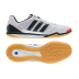 adidas FreeFootball Top Sala Indoor Soccer Shoes (White)