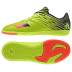 adidas Youth Lionel Messi 15.3 Indoor Soccer Shoes (Slime)