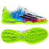 adidas Youth  Lionel Messi F10 TRX Turf Soccer Shoes (Solar Slime)