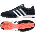 adidas 11Nova Turf Soccer Shoes (Black/White/Orange)