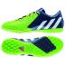 adidas Predator Absolado Instinct Turf Soccer Shoes (Navy/Green)