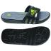 adidas Adissage SUPERCLOUD Soccer Sandal / Slide (Iron)