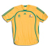 adidas South Africa Soccer Jersey (Home 2006)