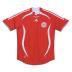 adidas Denmark Soccer Jersey (Home 2006)