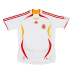adidas Spain Soccer Jersey (Away 2006)