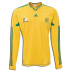 adidas South Africa World Cup 2010 LS Soccer Jersey (Home 2010/11)