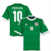 adidas  Germany Podolski #10 Soccer Jersey (Away 2012/13)