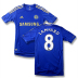 adidas  Chelsea  Lampard #8 Soccer Jersey (Home 2012/13)