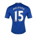 adidas Chelsea Malouda #15  Soccer Jersey (Home 2012/13)