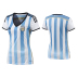 adidas Womens  Argentina World Cup 2014 Soccer Jersey (Home) - SALE: $67.50