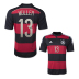 adidas Youth  Germany Muller #13 World Cup 2014 Soccer Jersey (Away)