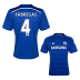 adidas Chelsea Fabregas #4 Soccer Jersey (Home 2014/15)