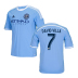 adidas  New York City FC Villa #7 Soccer Jersey (Home 2015/16) - SALE: $99.50