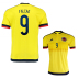 adidas Colombia Falcao #9 Soccer Jersey (Home 15/16)
