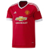 adidas Youth Manchester United Soccer Jersey (Home 2015/16)
