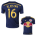 adidas Youth NY Red Bulls Kljestan #16 Jersey (Away 15/16)