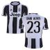 adidas  Juventus  Dani Alves #23  Soccer Jersey (Home 2016/17)