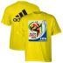 adidas World Cup 2010 South Africa Soccer Tee (Yellow)