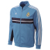 adidas Real Madrid Anthem Soccer Track Top (Turquoise)
