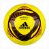 adidas Speedcell Soccer Ball (Sun/Red)
