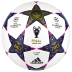 adidas  2013 UCL Wembley Finale Top Training Soccer Ball