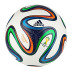 adidas  Brazuca Top Glider World Cup 2014 Soccer Ball - $30.00