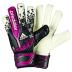 adidas Predator Fingersave Replique Soccer Goalie Glove (Berry)